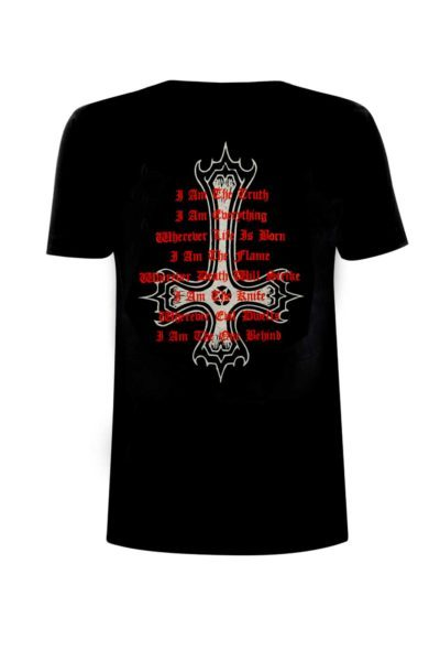 Dark Funeral I am the Truth Tee Back