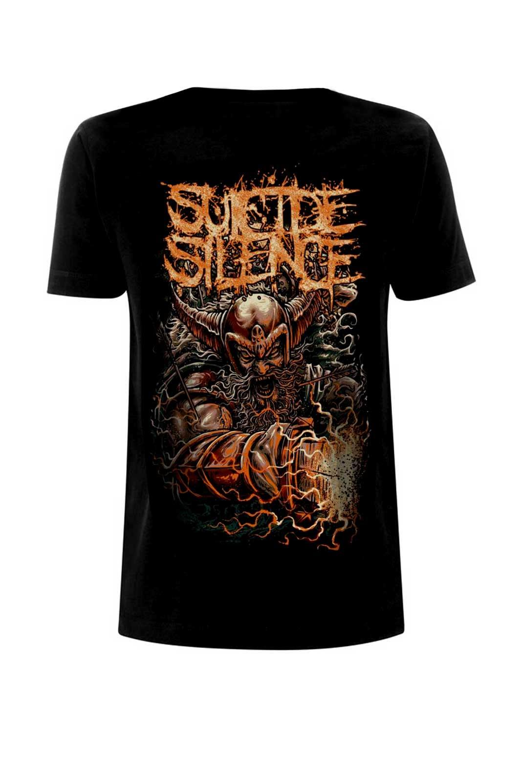 Suicide Silence Viking Tee