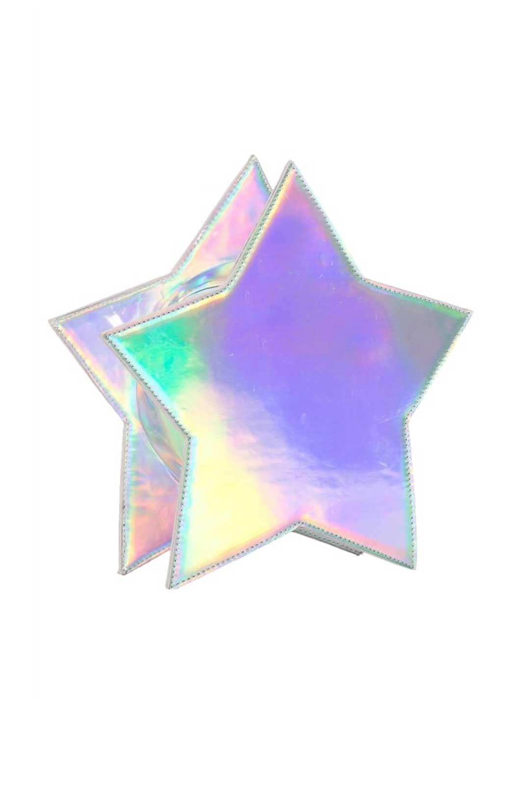 Celeste Bag Hologram Side