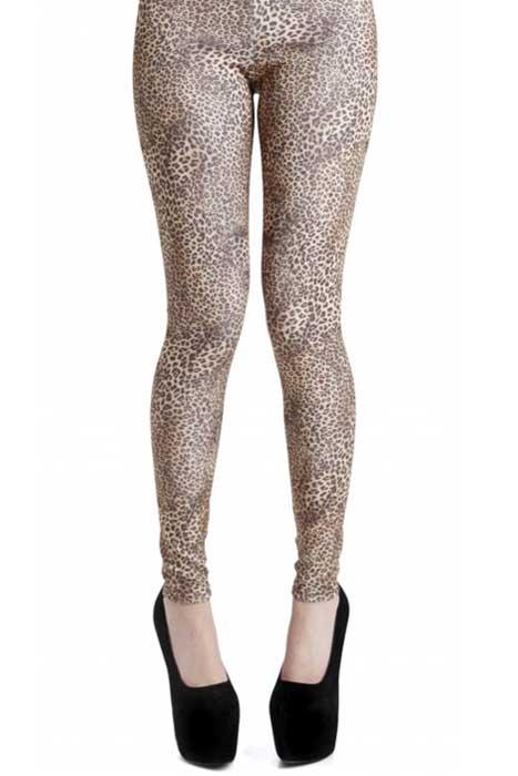 Leggings Petit Leo Leopard