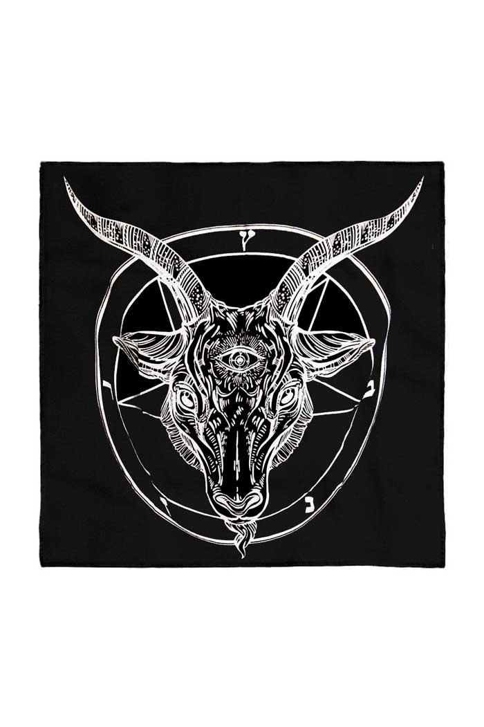 Evil Eye Goat Scarf