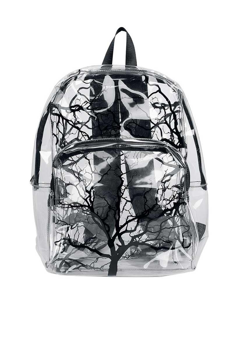 Clear Branch Backpack Framsida