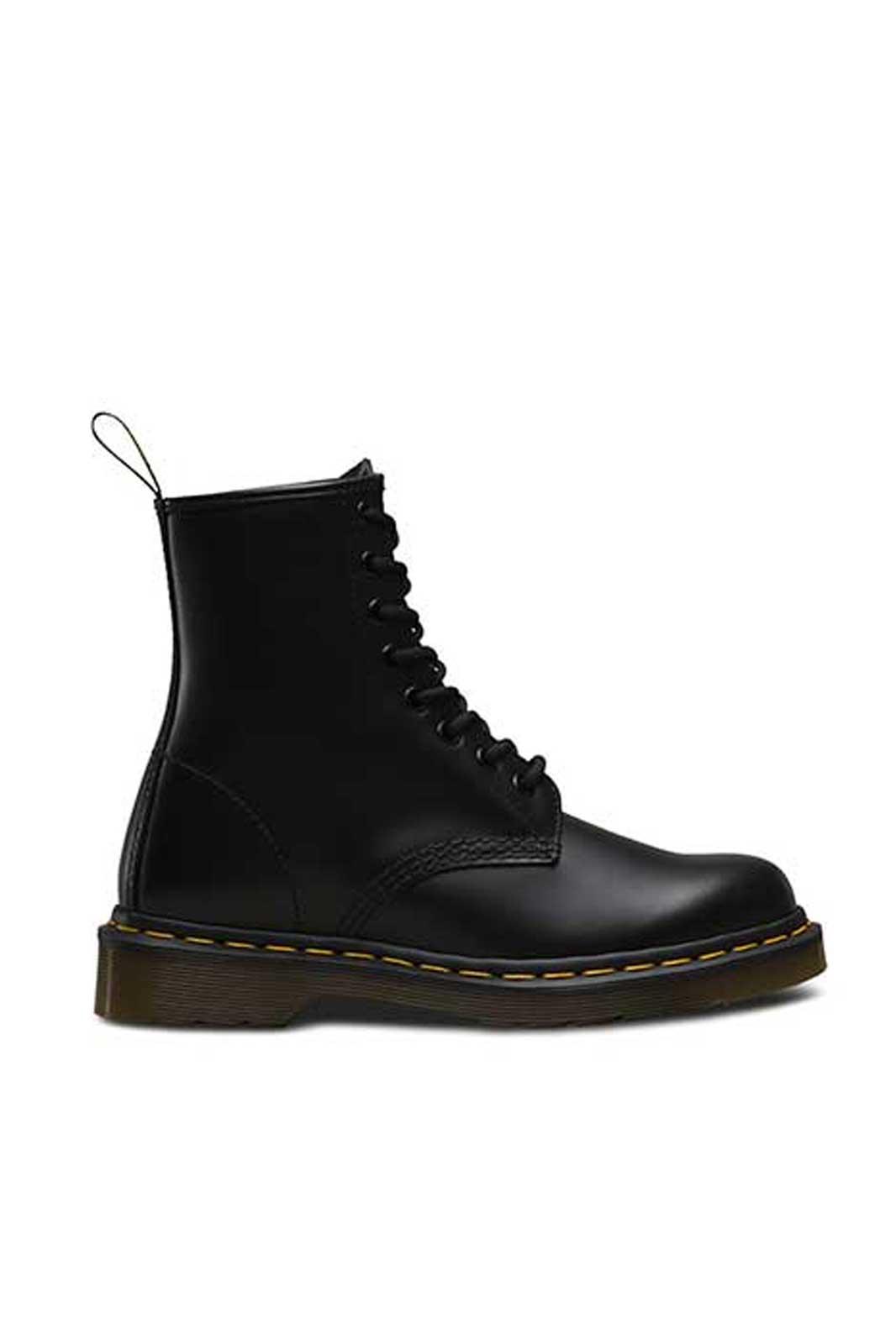 dr martens 1460 vegan 8 eye boot black