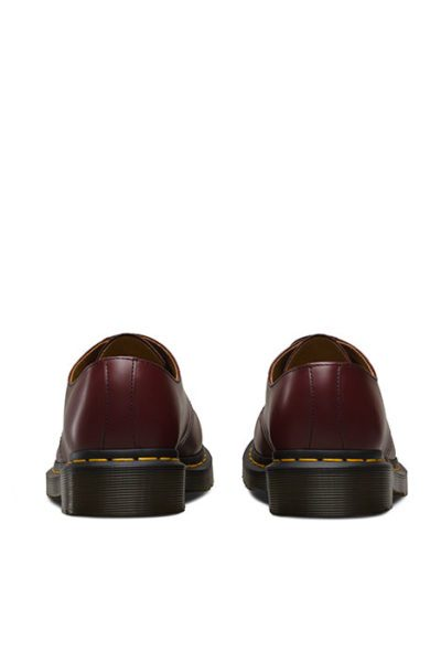 dr martens 1461z 3 eye shoe cherry