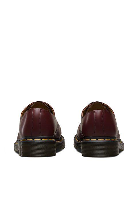 dr martens 1461z 3 eye shoe cherry