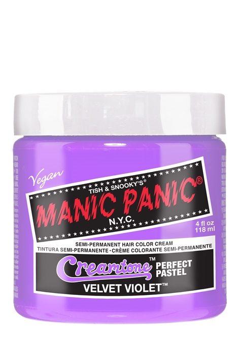 Classic Velvet Violet Creamton
