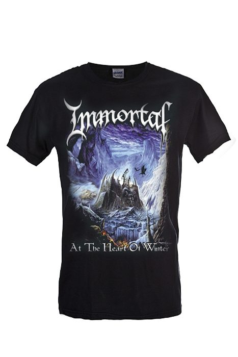 Tee Immortal At The Heart