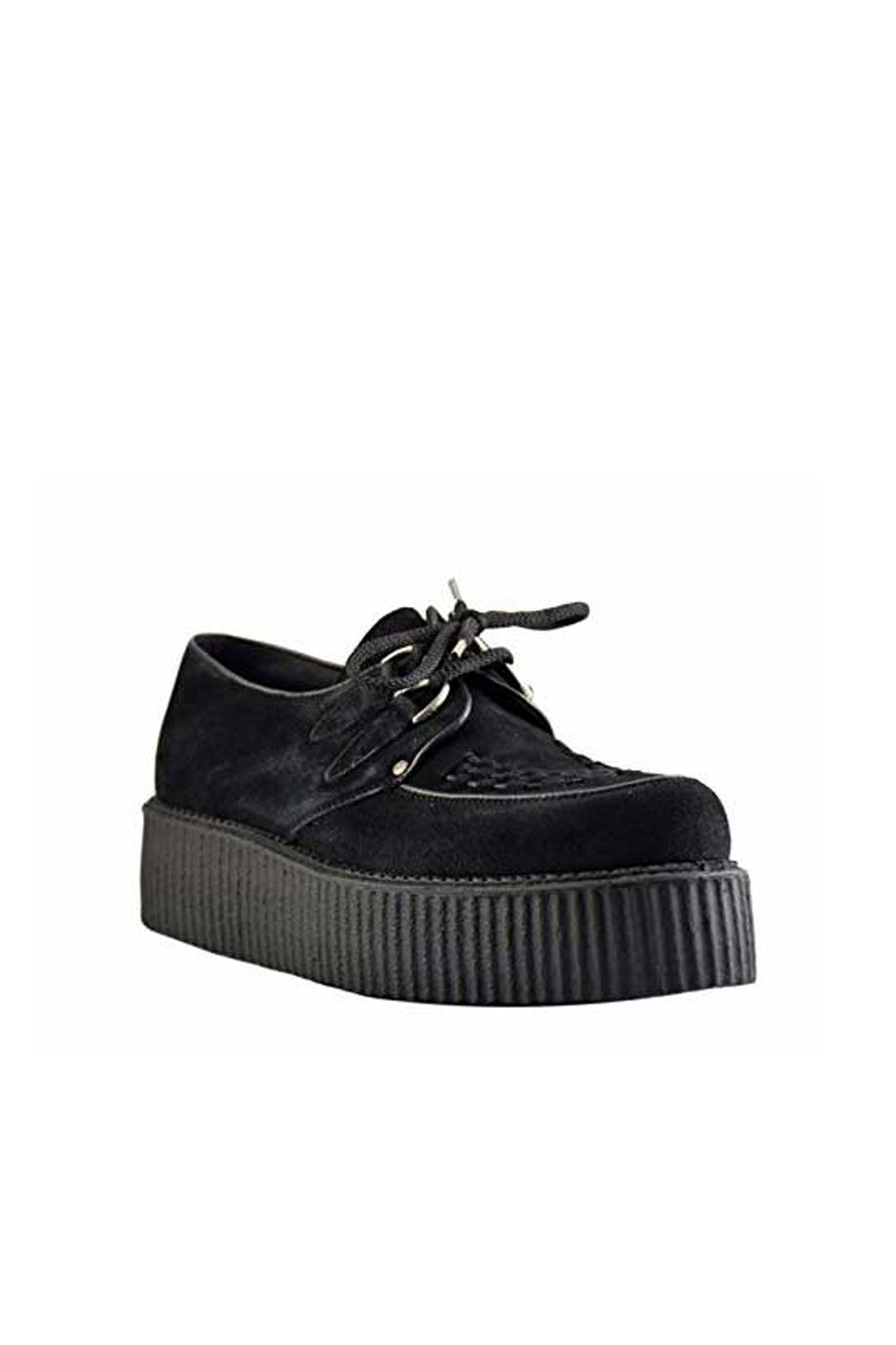 steelground creeper vegan suede d-ring