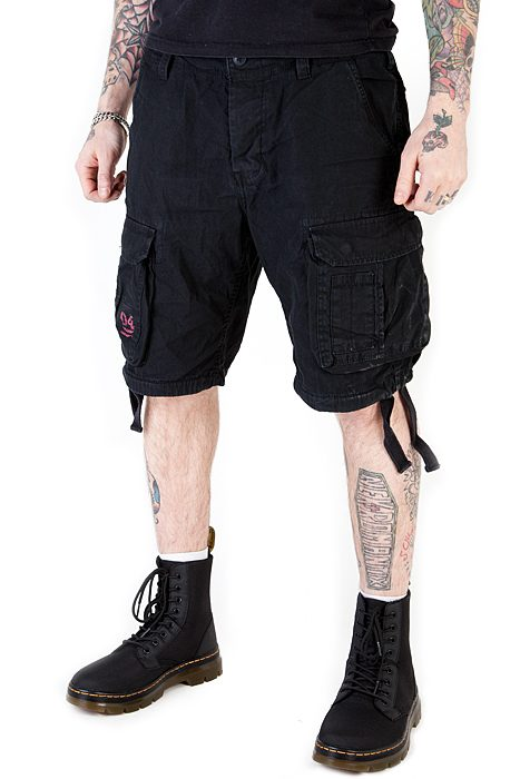 Airborne Shorts Black