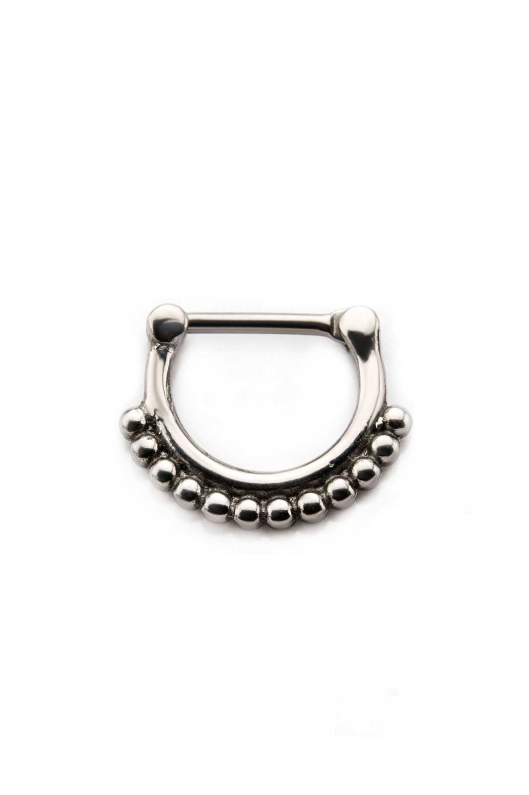 Bead Septum Clicker