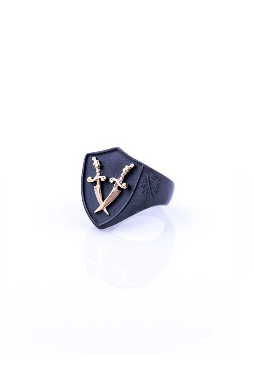 Ring Linus Black