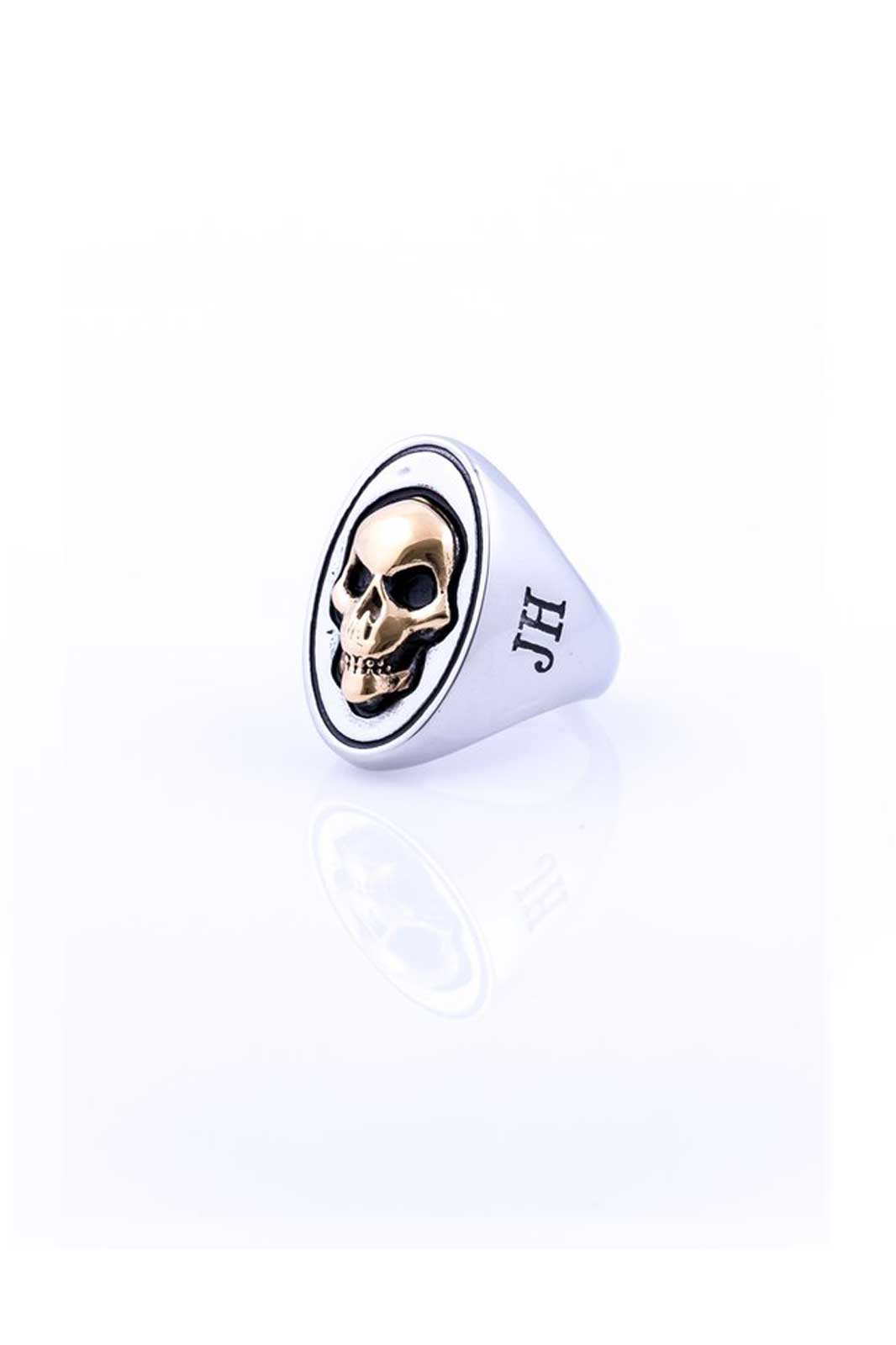 Ring Paul Silver Front