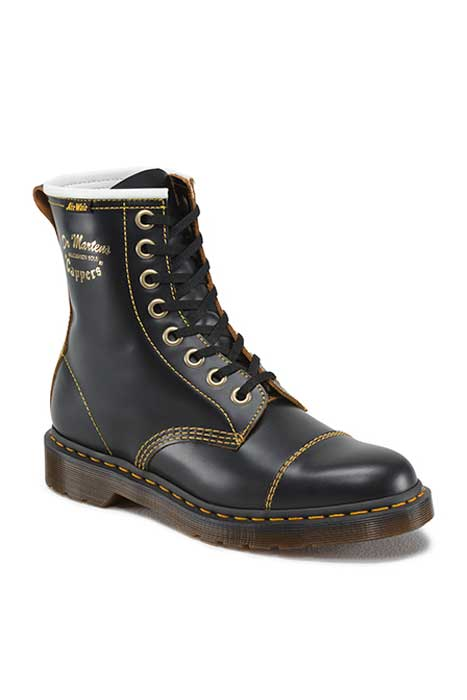 Capper 8 Eye Boot