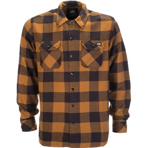 Sacramento Shirt Brown Duck