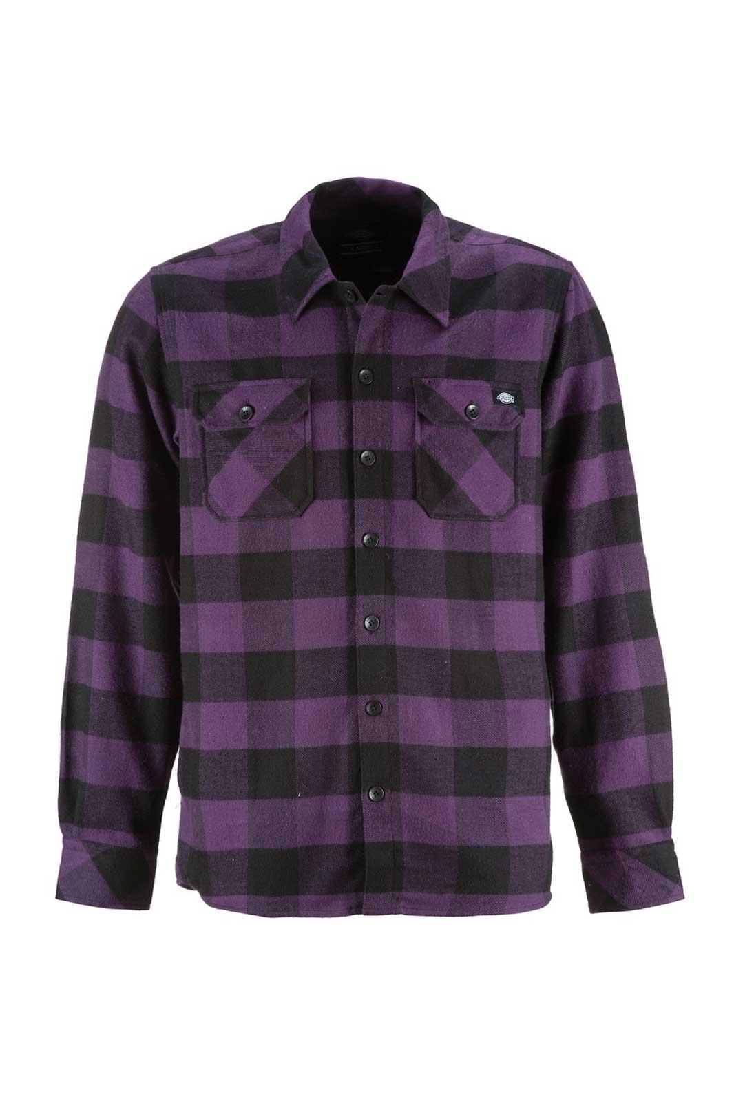 Sacramento Shirt Plum