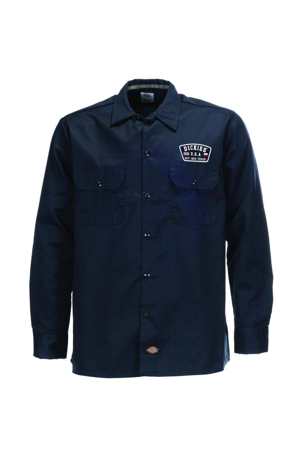 Minersville Shirt Navy