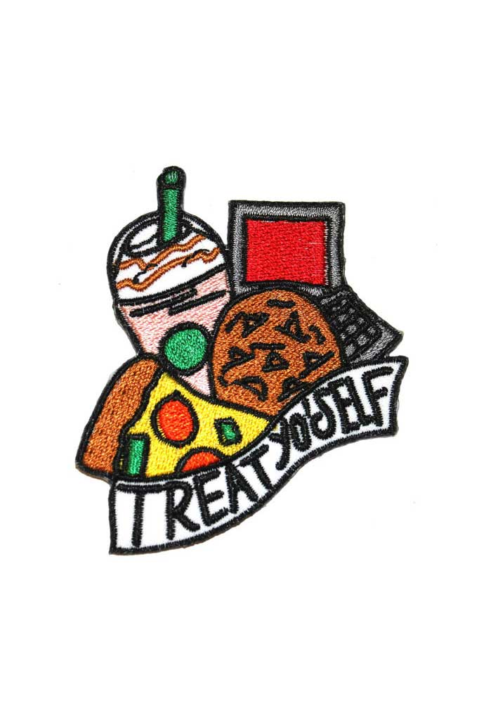 Treat Yo Self Patch
