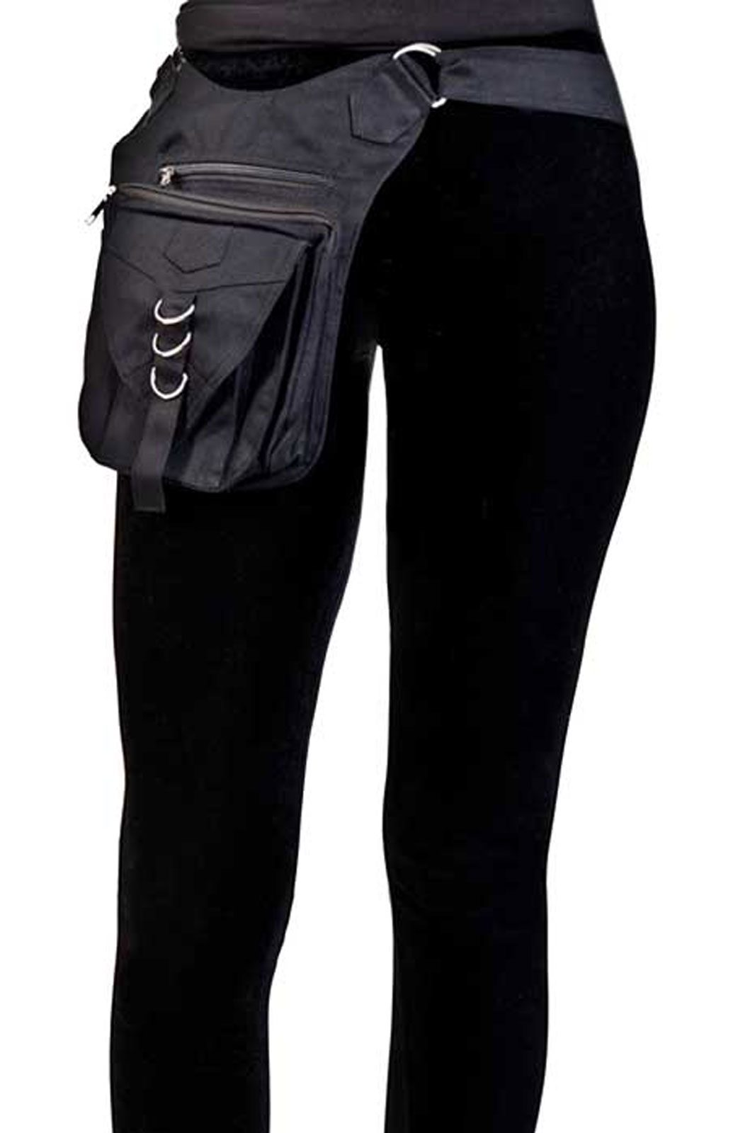 twill hip bag