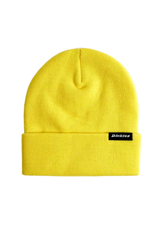 dickies alaska beanie yellow
