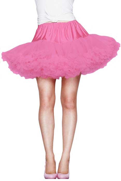 hell bunny tu tu skirt hot hot pink