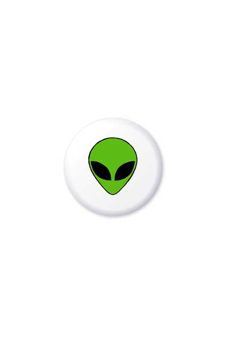 extreme largeness alien badge