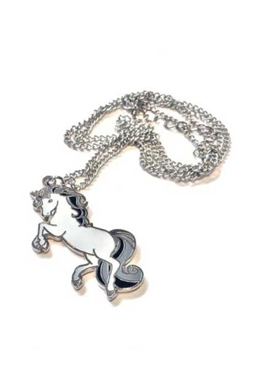 cosmic unicorn necklace