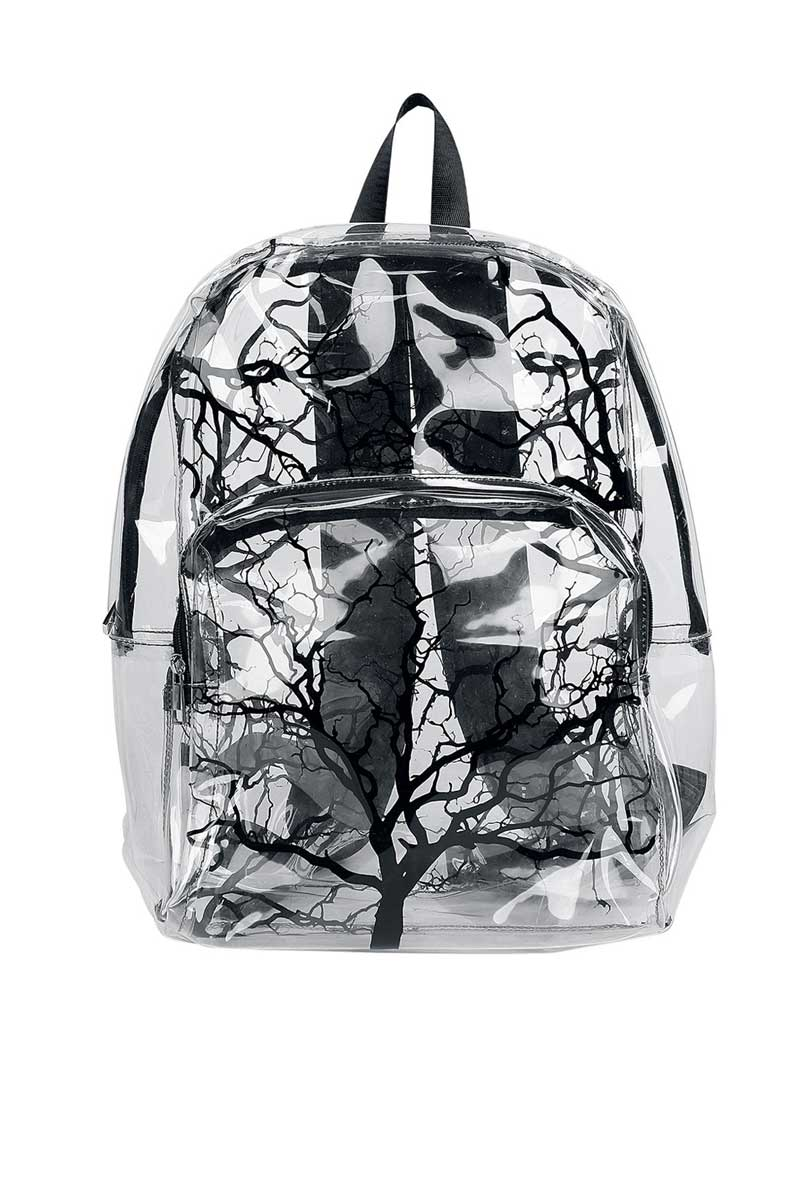 Jawbreaker clear branch backpack