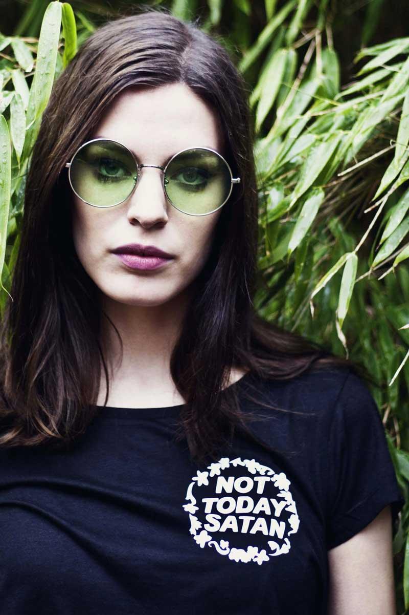 Joplin Sunglasses Green 55mm