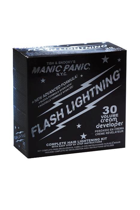 manic panic bleach kit vol 30