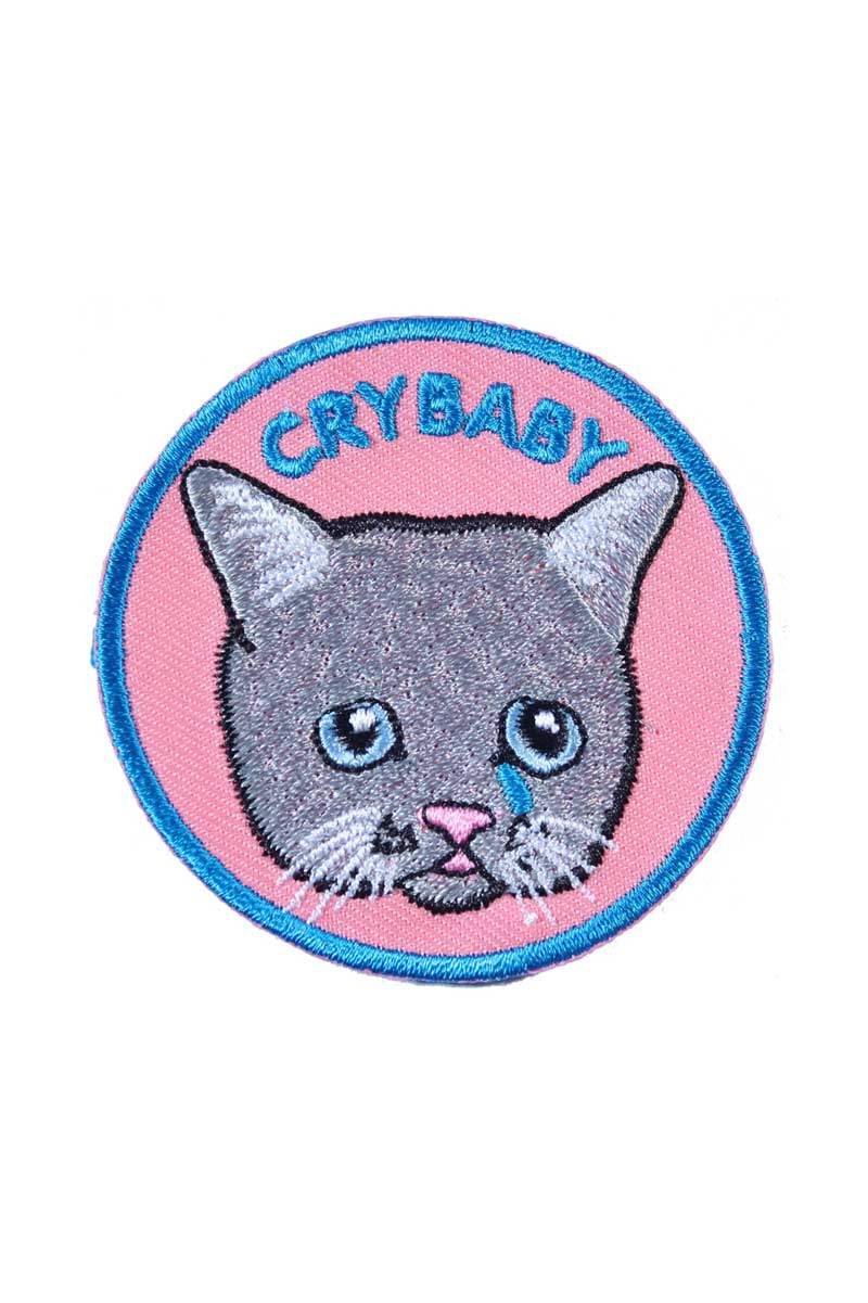 Crybaby Patch