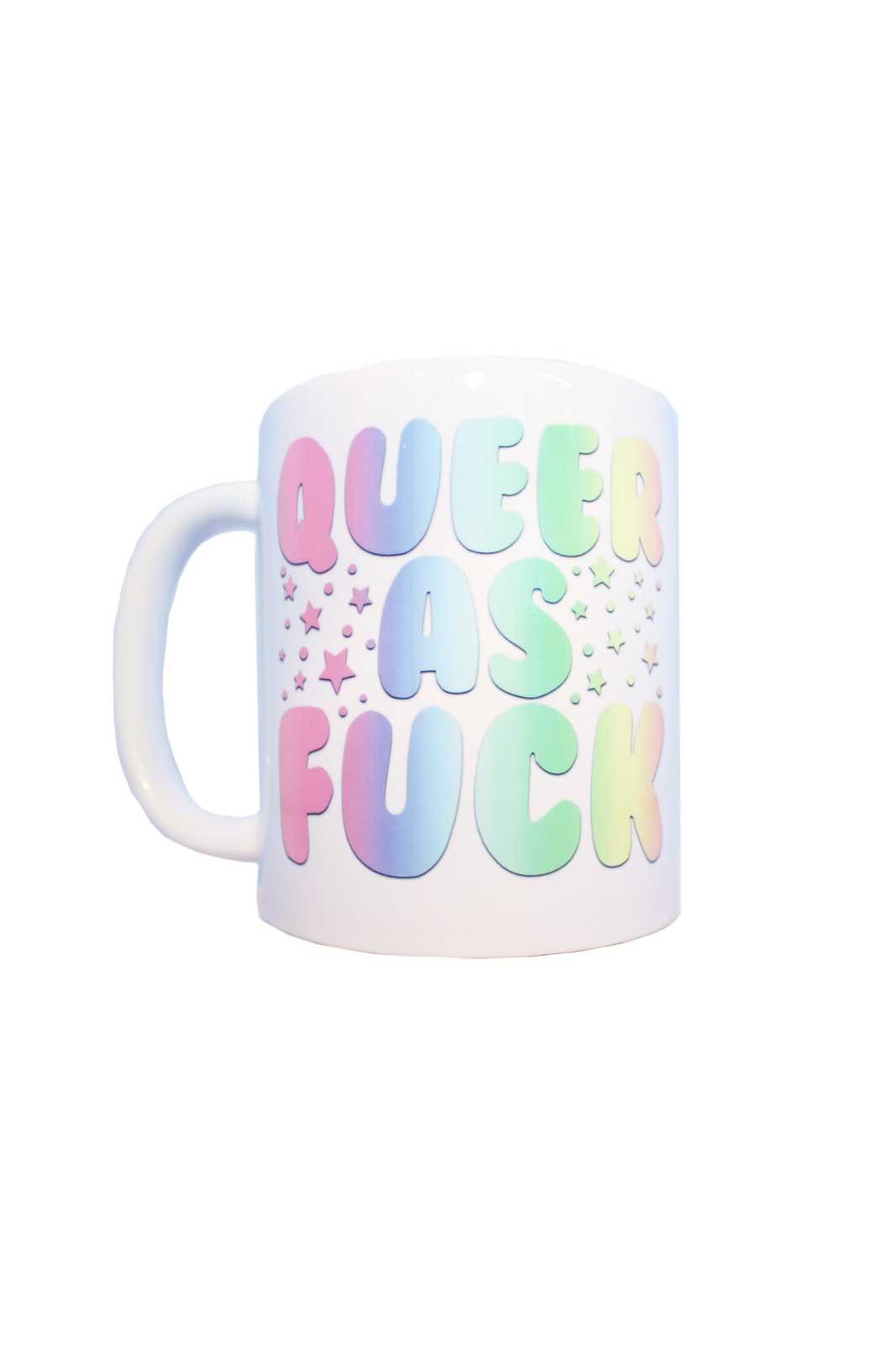 Queer As F*ck Mug