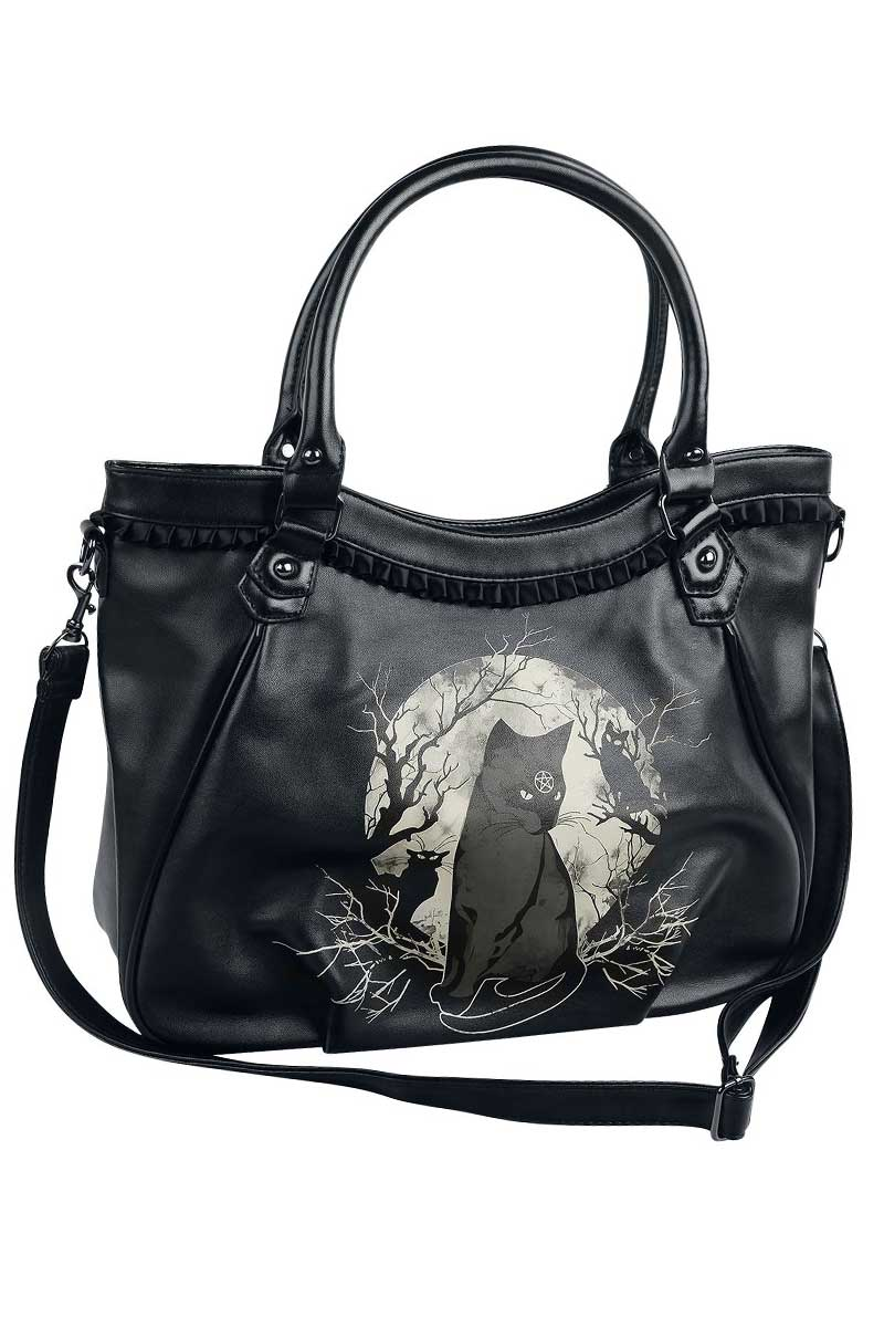 Hecate In Full Moon Bag