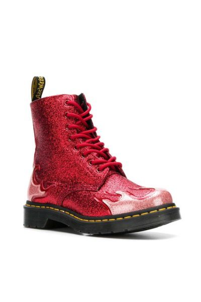Pascal Flame Dr Martens