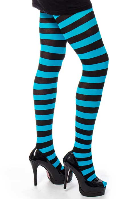 Twickers Tights Blue