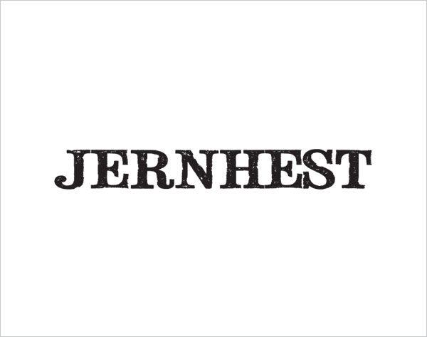 Jernhest Brand Logo