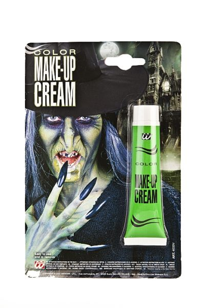 Make-Up In Tube Green