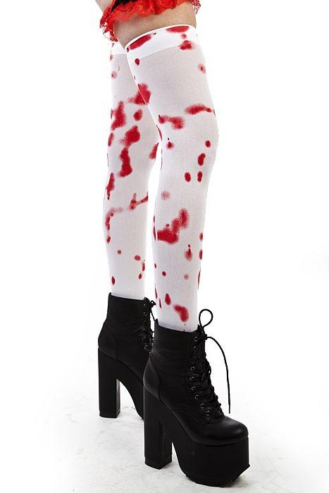 Bloody Kneehigh Socks