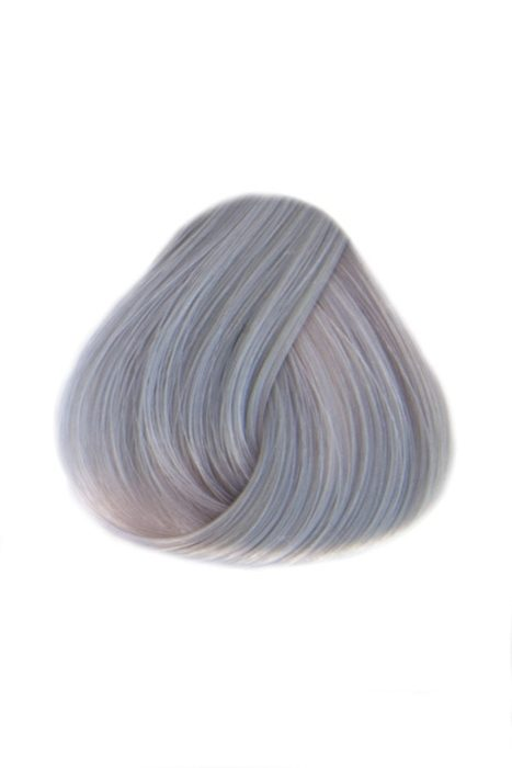 tona håret silver