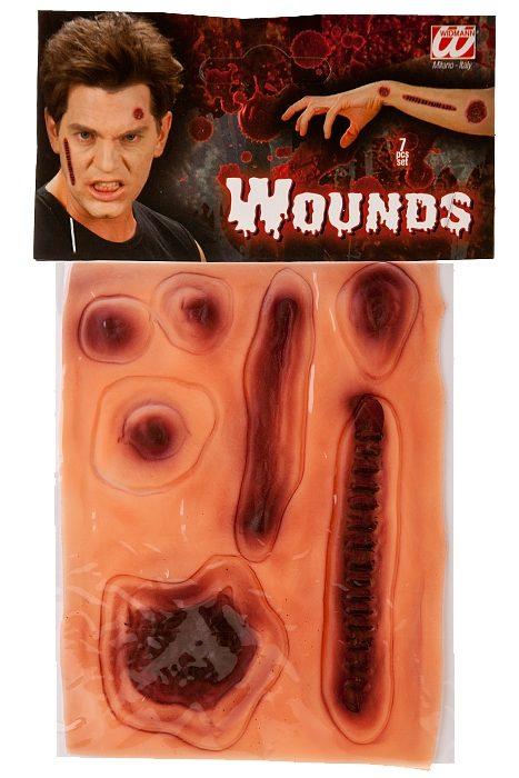 Set of 7 Wounds