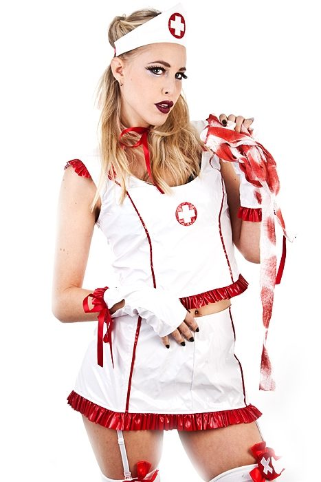 Girls Costume Nurse