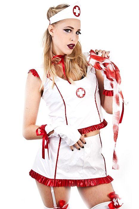 Girls Costume Nurse