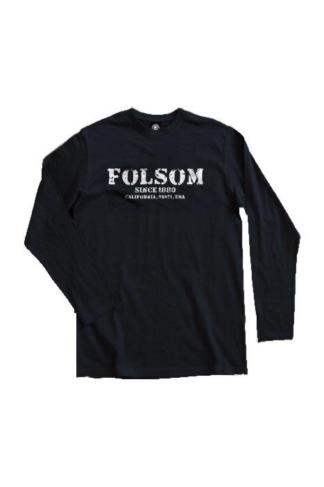 Longsleeve Folsom Black