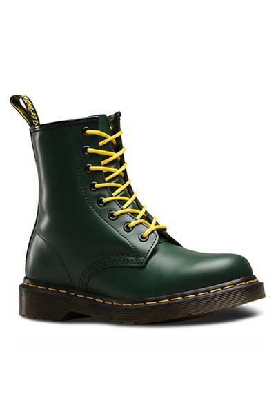 1460 8 Eye Yellow Shoe Laces