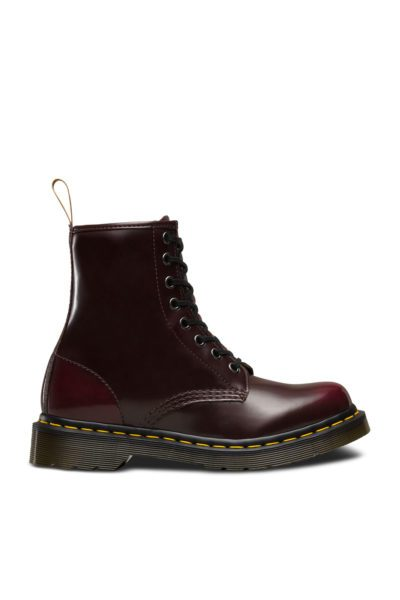 1460 Vegan Cherry Cambridge Side - Dr Martens