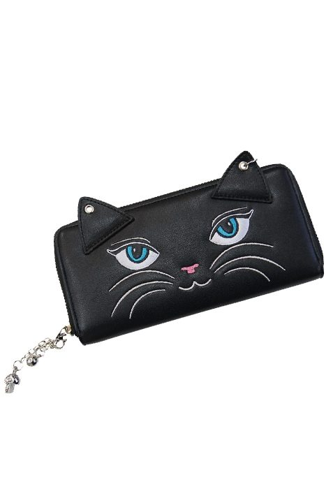 Kitten Carmen Wallet