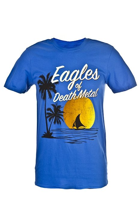 Tee Eagles of Death Sunset