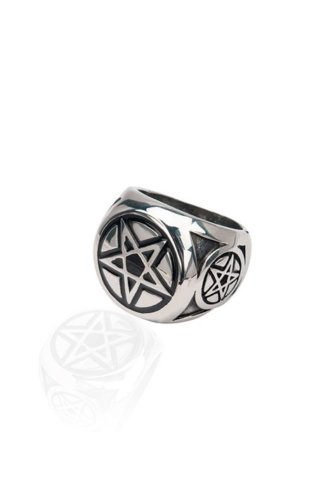 Sovereign Pentagram Ring