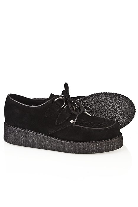 Creeper Suede Single Sole