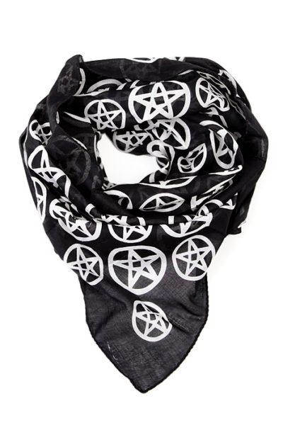 Pentagram Scarf
