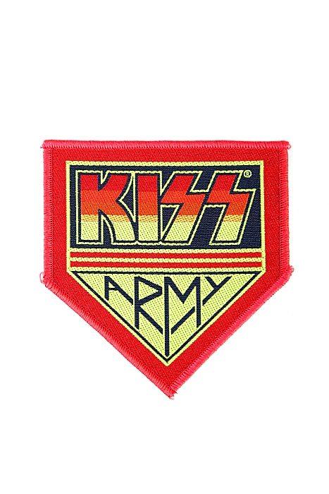 Kiss Army Badge